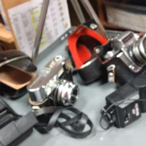 φωτογραφικές  μηχανές  τιμή ευκαιρίας 500ευρω