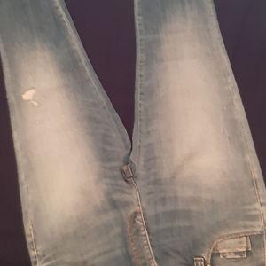 παντελόνι ARMANI JEANS