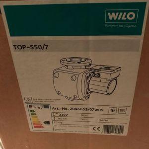 ΚΥΚΛΟΦΟΡΗΤΗΣ WILO TOP S 50/7