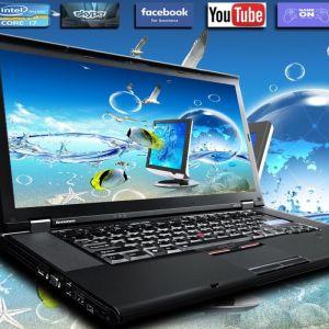 LENOVO THINKPAD W520 - I7 2720QM / 16GB RAM / 256 SSD / KAMERA / ΟΘΟΝΗ 15.6″