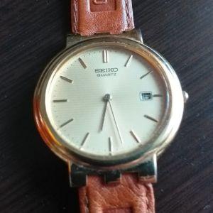 Αντρικό Επώνυμο Vintage ρολόι , δεκαετία 70' - 80'