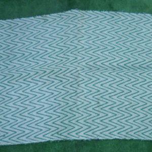Πατάκι -κουρελού, από 100 % βαμβάκι, διαστάσεων 0,60χ0,90 σε πανέμορφα χρώματα, αχρησιμοποίητο.