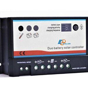 Ρυθμιστές Φόρτισης 10Α-20Α Dual Battery