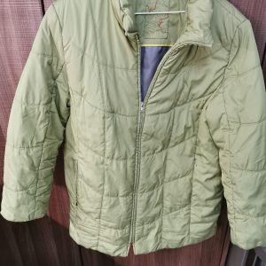 γυναικειο μπουφάν πράσινο