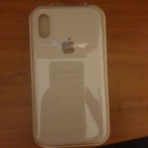 iphone xs white case