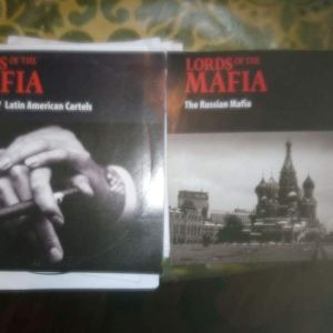 DVD LORDS OF THE MAFIA COLOMBIAN-RUSSIAN 2 DVD