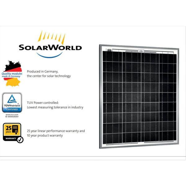 fotovoltaiko panel Solarworld 80W