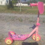 πατίνι ροζ