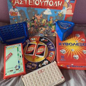 7 επιτραπέζια παιχνίδια για όλους