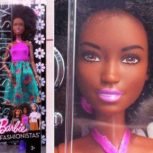 2017 Barbie Fashionistas Doll 59 Tropi-Cutie Κούκλα