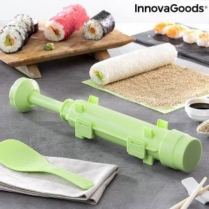 Σετ σούσι με συνταγές Suzooka InnovaGoods 3 τεμάχια