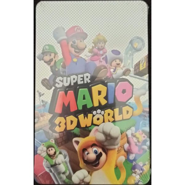 Super Mario 3D World + Bowser's Fury Steelbook gia Switch