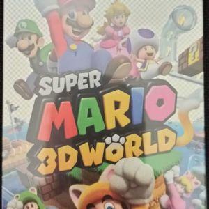 Super Mario 3D World + Bowser's Fury Steelbook για Switch