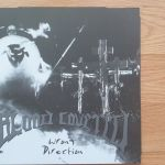 Blood Covered - Wrong Direction LP Reissue Yellow MINT!!!
