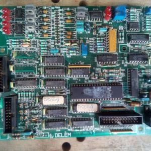 κάρτα Delem 7289 7289-301/A   υπολογιστής στραντζας