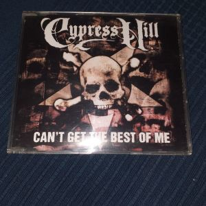 CYPRESS HILL - CAN'T GET THE BEST OF ME  4 TRACK CD SINGLE