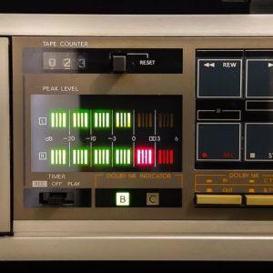 κασετοφωνο TOSHIBA PC-G30