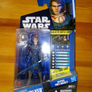 Star Wars The Clone Wars Anakin Skywalker