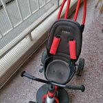 τρίκυκλο ποδήλατο με λαβή