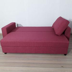 Καινουριος γωνιακος καναπές με διάσταση 1,95 Χ 1,40.