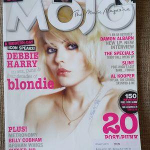 Mojo + cd (May 2014)