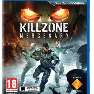 Killzone Mercenary για PS Vita