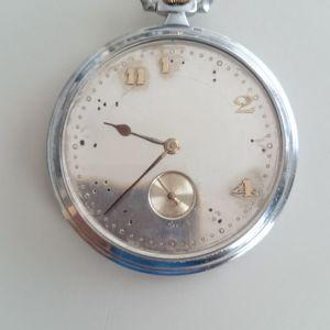 Παλιό Ρολόι τσέπης κουρδιστο.