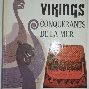 Vikings conquerants de la mer - Jean Olliver
