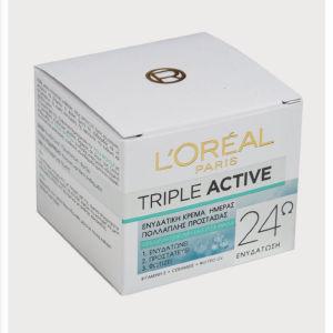 Κρέμα προσώπου LOréal Triple Active