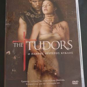 The Tudors , DVD πλήρης ο β κύκλος.