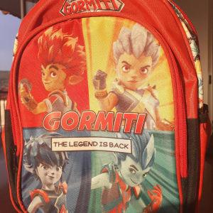 Σχολική τσάντα νηπιαγωγείου Gim Gormiti