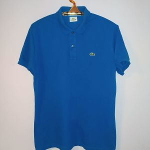 Lacoste polo shirt μπλε