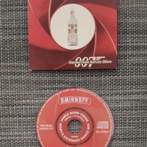 James Bond Theme, 1997 σε mini CD