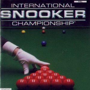 INTERNATIONAL SNOOKER CHAMPIONSHIP - PS2