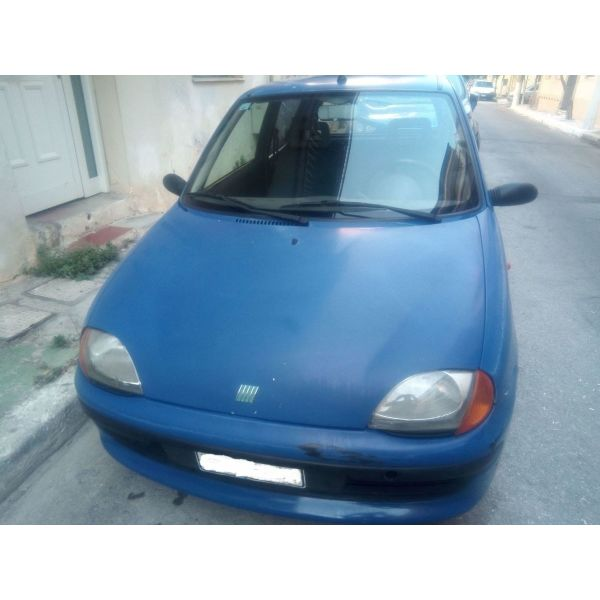 FIAT SEICENTO 2000 Montelo 1100CC