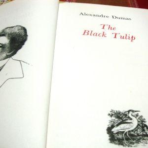 Alexandre Dumas.The black tulip