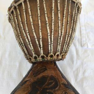 Τουμπερλέκι ξύλινο σκαλιστό