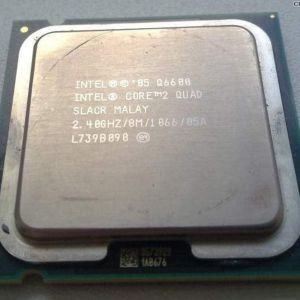 Intel  Core 2 Quad Processor Q6600