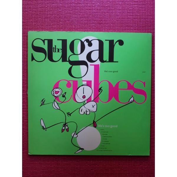 SUGARCUBES (vinilio/diskos alternative rock)