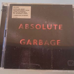 Garbage - Absolute garbage 2cd best