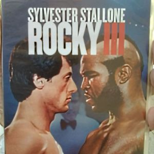 Sylcester Stallone DVD Collection [Vol.1]