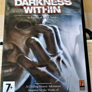 Πωλείται horror adventure παιχνίδι DARKNESS WITHIN για PC