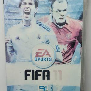 PSP FIFA 11 NEW