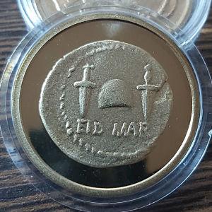 Επίσημο Αναμνηστικό Μετάλλιο Νομισματικού μουσείου 2015