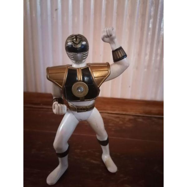 palia figoura Power Rangers White