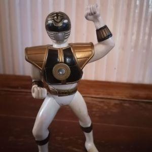 Παλια φιγούρα Power Rangers White
