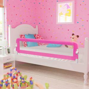 Προστατευτικό Κρεβατιού Νηπίου Ροζ 150 x 42 εκ-10102