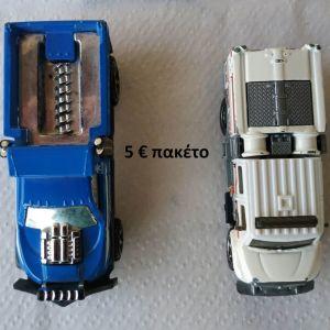 Αυτοκινητάκια Hotwheels