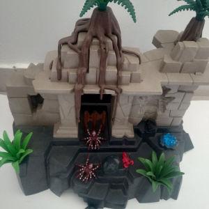 Playmobil μνημείο αζτέκων!