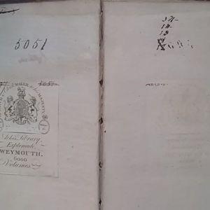 "Thomas Franklin, ""The Tragedies of Sophocles"", Λονδίνο, 1766."